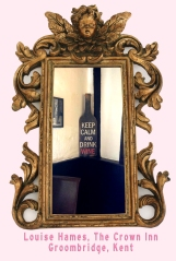 Congratulations Louis Harmes you won a Keep Calm Drink Wine Sign