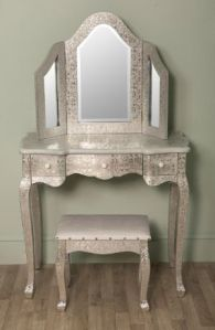 iced-silver-white-metal-embossed-dressing-table-three-fold-mirror-stool-1795-p