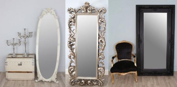 teenager mirror
