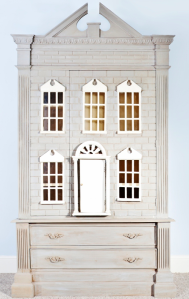 dolls house wardrobe