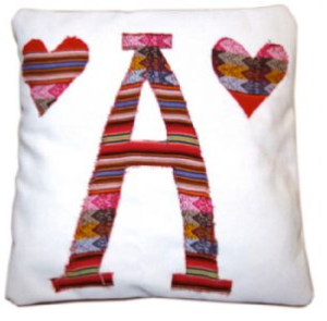 holly murray cushion