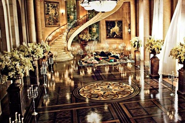 great gatsby ballroom