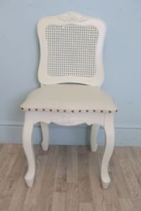 chateau french style bedroom chair