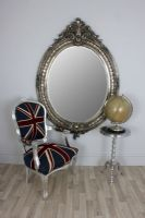 large chateau ornate mirror