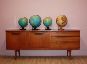 Get In The Mood For Autumn With Teak Vintage Furniture